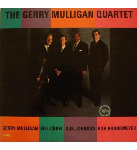 The Gerry Mulligan Quartet* - The Gerry Mulligan Quartet (LP, Album)