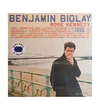 Benjamin Biolay - Rose Kennedy (2xLP, Blu) mesvinyles.fr