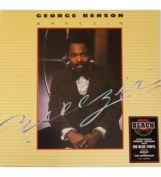 George Benson - Breezin' (LP, Album, Ltd, RE, Blu) mesvinyles.fr