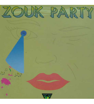 Zouk Party - Zouk Party (LP, Album) mesvinyles.fr