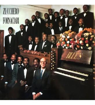 Zucchero Sugar Fornaciari* - Blue's (LP, Album) mesvinyles.fr