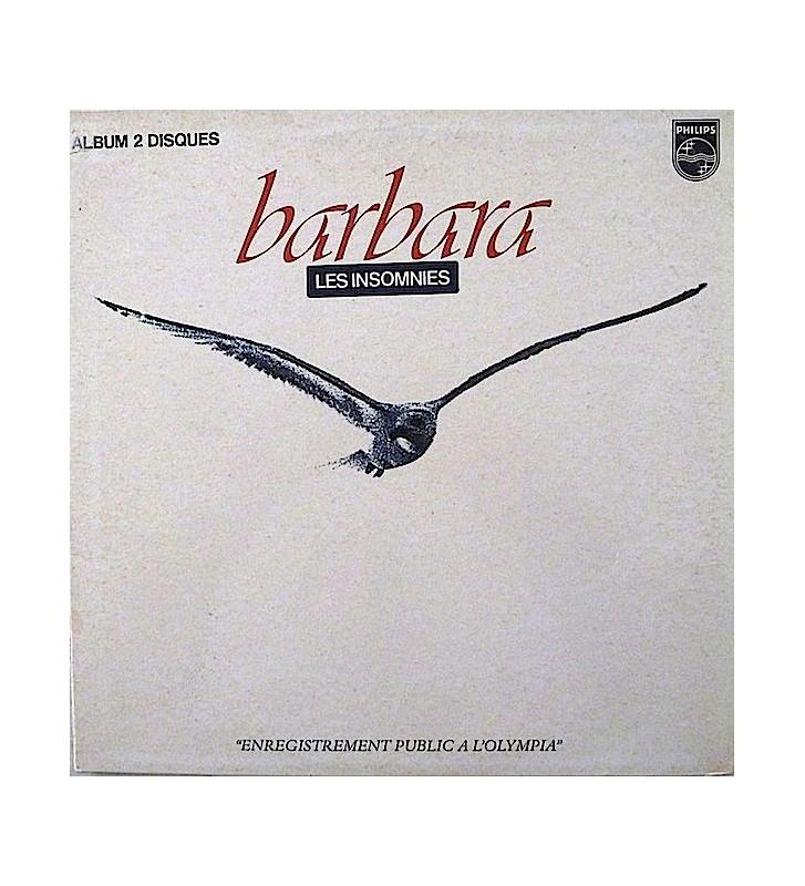Barbara (5) - Les Insomnies / Enregistrement Public A L'Olympia (2xLP, Album, RE) mesvinyles.fr