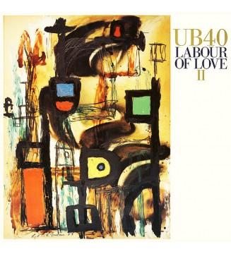 UB40 - Labour Of Love II (LP, Album) mesvinyles.fr