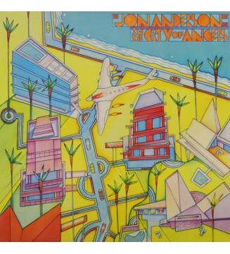 Jon Anderson - In The City Of Angels (LP, Album) mesvinyles.fr