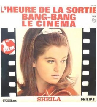 Sheila (5) - Bang-Bang - Son 1er Film (LP, Album) mesvinyles.fr