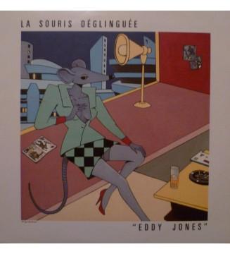 La Souris Déglinguée - Eddy Jones (LP, Album) mesvinyles.fr