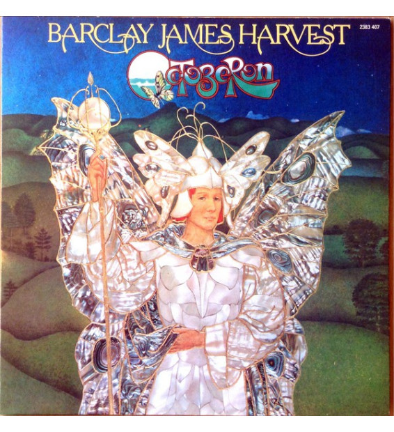 Barclay James Harvest - Octoberon (LP, Album, Gat) mesvinyles.fr