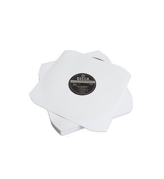 Pochette Protection PVC x 10 mesvinyles.fr