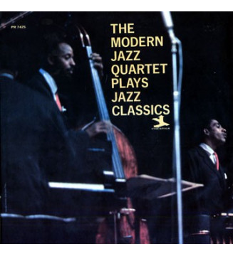 The Modern Jazz Quartet - The Modern Jazz Quartet Plays Jazz Classics (LP, Comp) mesvinyles.fr