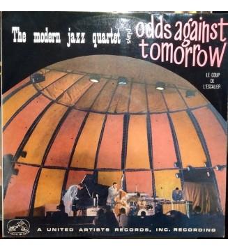 """The Modern Jazz Quartet - Music From """"Odds Against Tomorrow"""" (Le Coup De L'Escalier) (LP, Album) mesvinyles.fr"""
