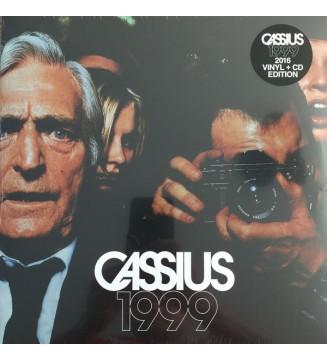 Cassius - 1999 (2xLP, Album, RE + CD, Album) mesvinyles.fr
