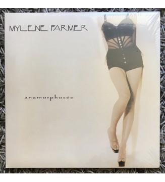 Mylene Farmer* - Anamorphosée (LP, Album, Ltd, RP) mesvinyles.fr