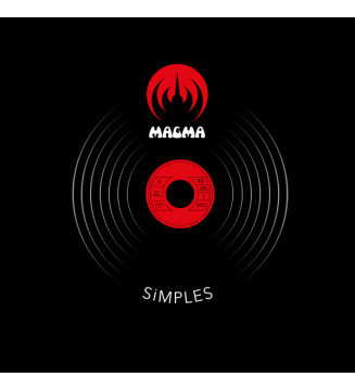 """Magma (6) - Simples (10"""", MiniAlbum, Comp, Mono, Ltd, Num) mesvinyles.fr"""