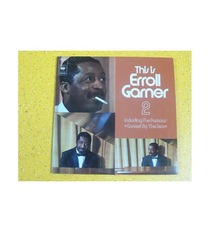 "Erroll Garner - This Is Erroll Garner 2, Including The Famous ""Concert By The Sea"" (2xLP, Comp, Gat) mesvinyles.fr"