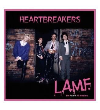 Heartbreakers* - L.A.M.F. - The Found `77 Masters (LP, Album, Ltd, Pur) mesvinyles.fr