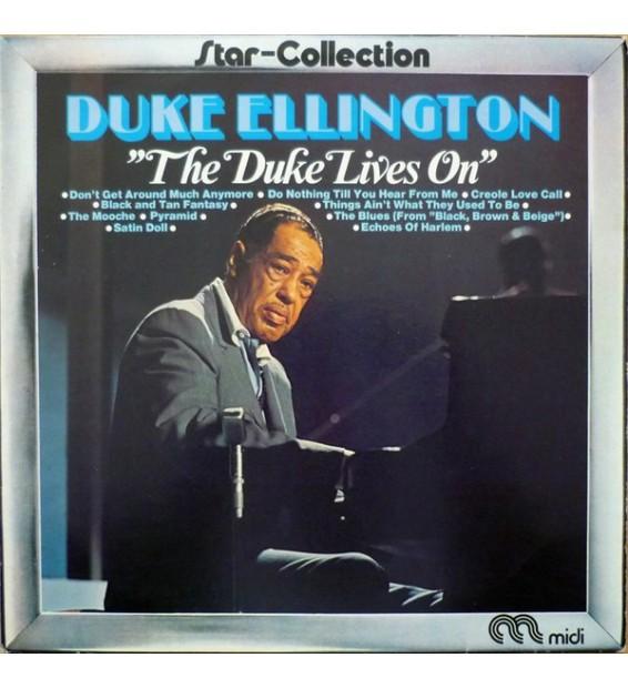 Duke Ellington - The Duke Lives On (LP, Album, RE) mesvinyles.fr