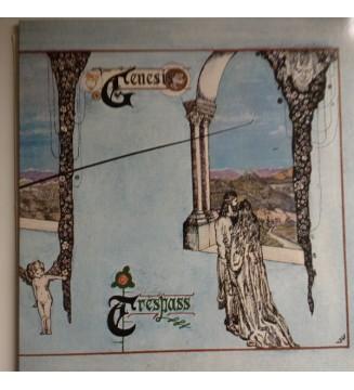 Genesis - Trespass (LP, Album) mesvinyles.fr