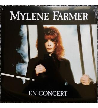 Mylene Farmer* - En Concert (2xLP, Album, RE) mesvinyles.fr