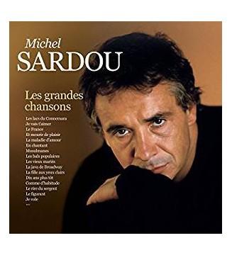 Michel Sardou - Les Grandes Chansons (2xLP, Comp) mesvinyles.fr