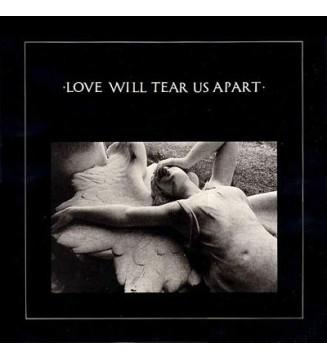 "Joy Division - Love Will Tear Us Apart (12"", Single) mesvinyles.fr"