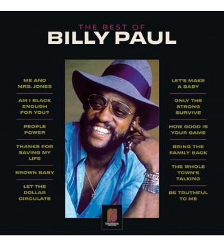 Billy Paul - The Best Of Billy Paul (LP, Comp) mesvinyles.fr