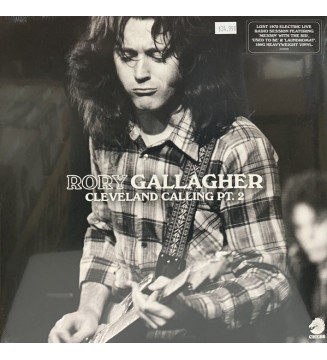 Rory Gallagher - Cleveland Calling Pt. 2 (LP) mesvinyles.fr