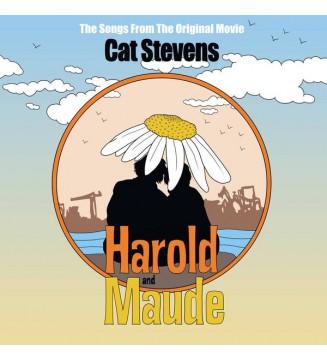 Cat Stevens - Songs From Harold & Maude  (LP, Ltd, RSD) mesvinyles.fr