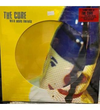 The Cure - Wild Mood Swings (2xLP, Album, Pic, RE, RM, 25t) mesvinyles.fr