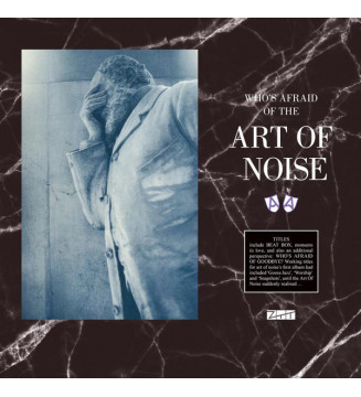 The Art Of Noise - Who's Afraid Of The Art Of Noise? And Who's Afraid Of Goodbye? (2xLP, Album, Ltd, RE, 180) mesvinyles.fr