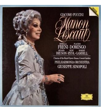 Giacomo Puccini – Mirella Freni ∙ Placido Domingo ∙ Renato Bruson ∙ Kurt Rydl ∙ Robert Gambill ∙ Chorus Of The Royal Opera Hous