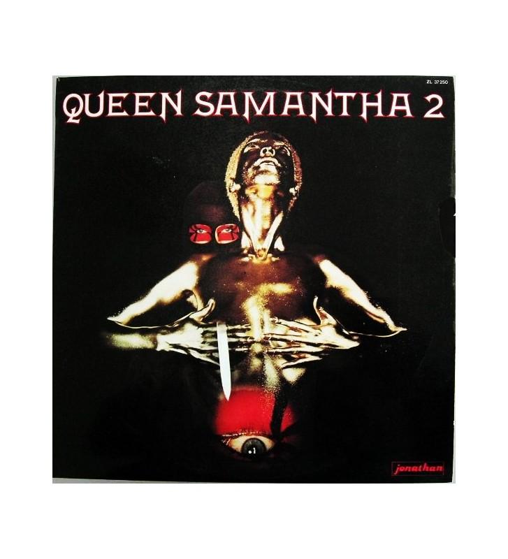 Queen Samantha - Queen Samantha 2 (LP, Album) mesvinyles.fr