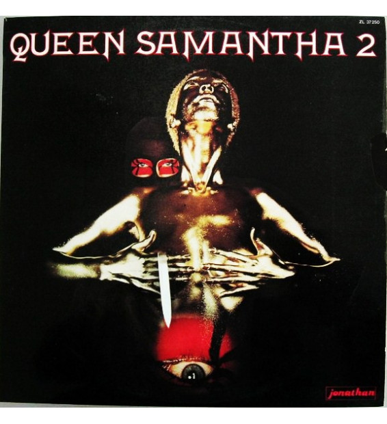 Queen Samantha - Queen Samantha 2 (LP, Album)