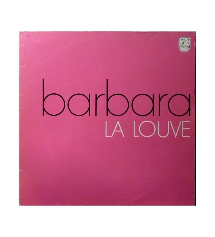Barbara (5) - La Louve (LP, Album) mesvinyles.fr