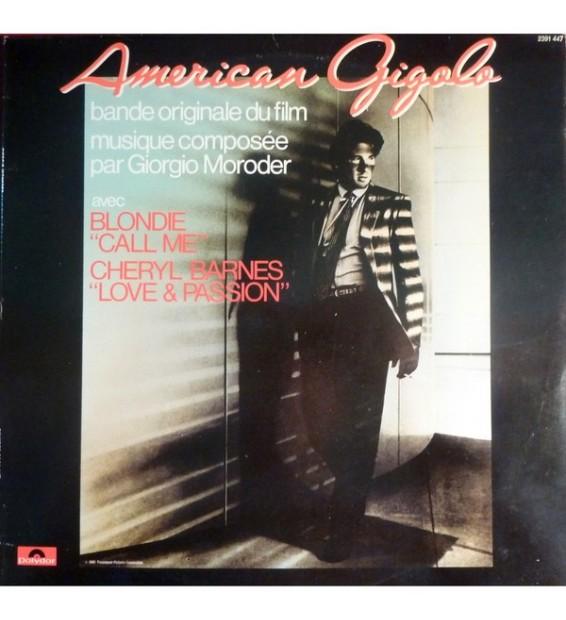 Giorgio Moroder - American Gigolo (Original Soundtrack Recording) (LP, Album)