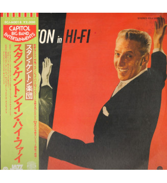 Stan Kenton - Kenton In Hi Fi (LP, Album, RE) mesvinyles.fr