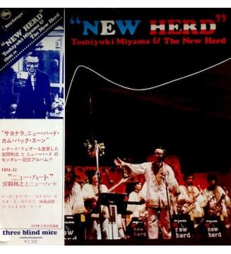 Toshiyuki Miyama & The New Herd - New Herd (LP, Album) mesvinyles.fr