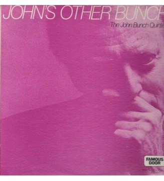 The John Bunch Quintet - John's Other Bunch (LP) mesvinyles.fr