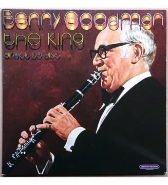 Benny Goodman - The King (LP, Album, Ltd, Dir) mesvinyles.fr