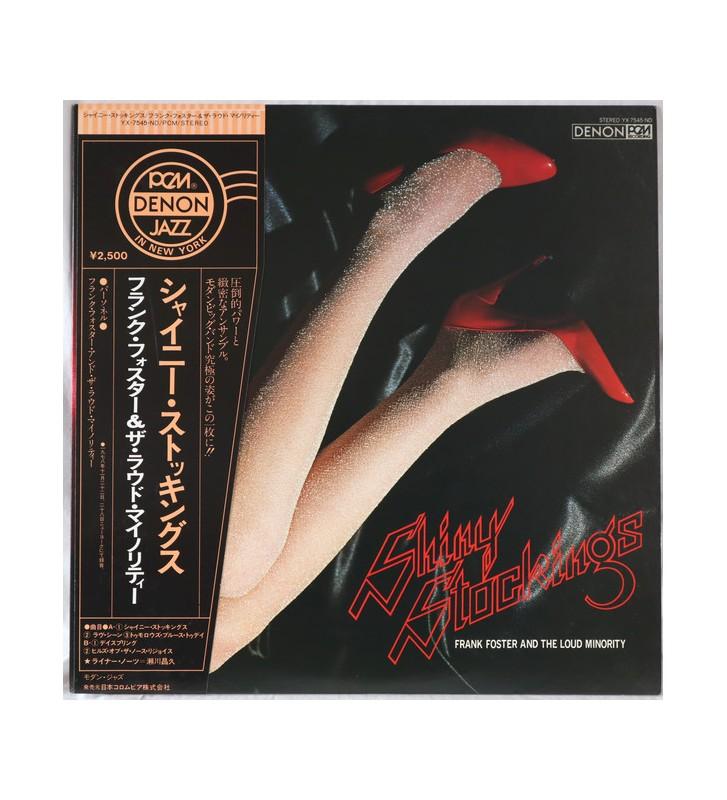 Frank Foster And The Loud Minority - Shiny Stockings (LP, Album) mesvinyles.fr