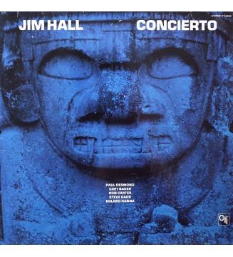 Jim Hall - Concierto (LP, Album) mesvinyles.fr