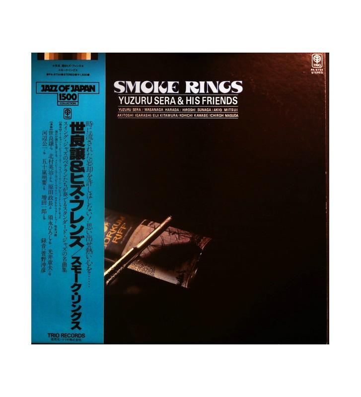 Yuzuru Sera & His Friends - Smoke RIngs (LP, Album, RP) mesvinyles.fr