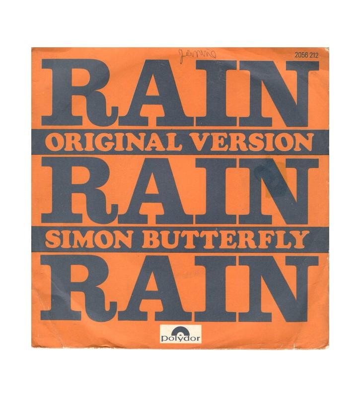 "Simon Butterfly - Rain, Rain, Rain (Original Version) (7"") mesvinyles.fr"