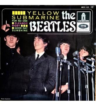 "The Beatles - Yellow Submarine (7"", EP, Mono) mesvinyles.fr"