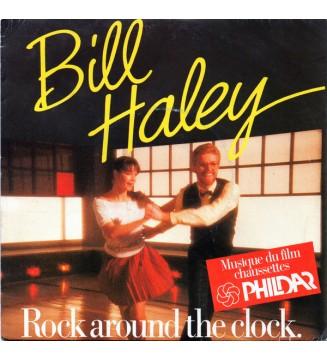 "Bill Haley - Rock Around The Clock (7"", Promo, RE) mesvinyles.fr"