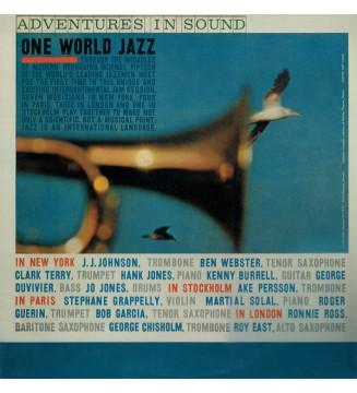 Various - One World Jazz (LP, Album, RE) mesvinyles.fr