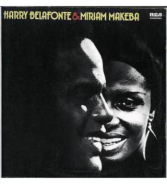 Harry Belafonte & Miriam Makeba - Harry Belafonte & Miriam Makeba (2xLP, Comp, RE) mesvinyles.fr