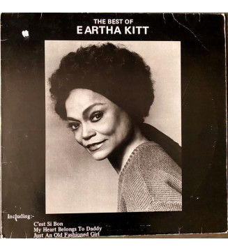 Eartha Kitt - The Best Of Eartha Kitt (LP, Comp, Mono) mesvinyles.fr
