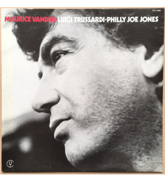 Maurice Vander - Luigi Trussardi - Philly Joe Jones* - Maurice Vander - Luigi Trussardi - Philly Joe Jones (LP, Album) mesvinyle