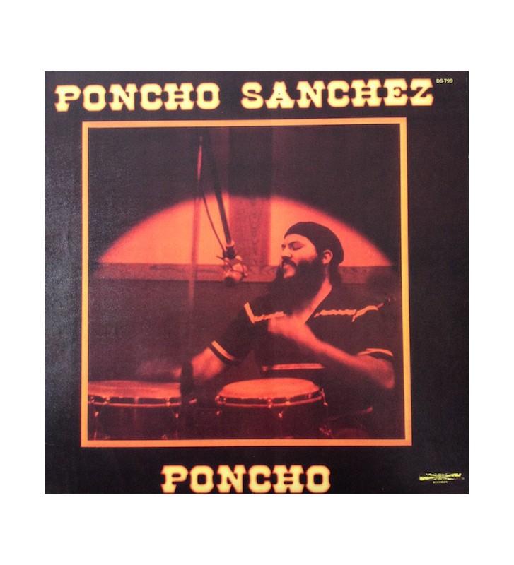 Poncho Sanchez - Poncho (LP, Album) mesvinyles.fr