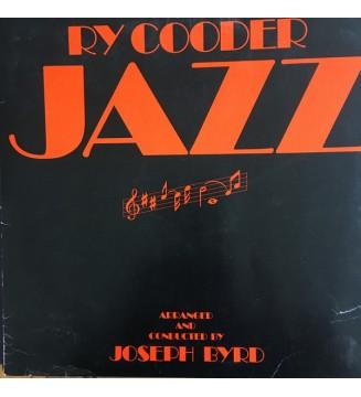 Ry Cooder - Jazz (LP, Album, RP) mesvinyles.fr